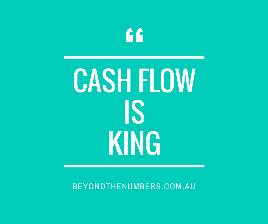 cash flow business coach
