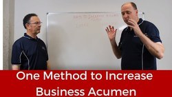 increase business acumen