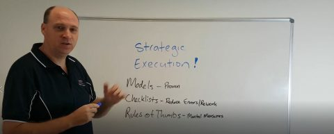 strategic execution results