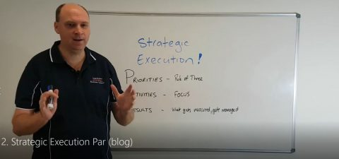 Strategic Execution