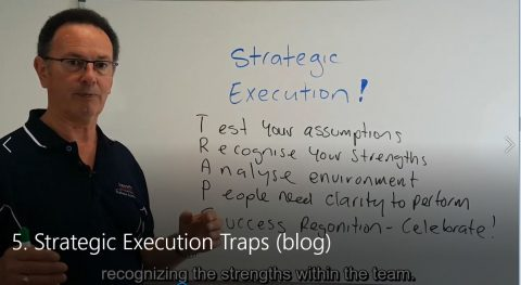 The Traps of Strategic Execution
