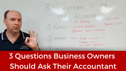 3 Questions to Ask Your Accountant