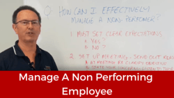 Non Performing Employee